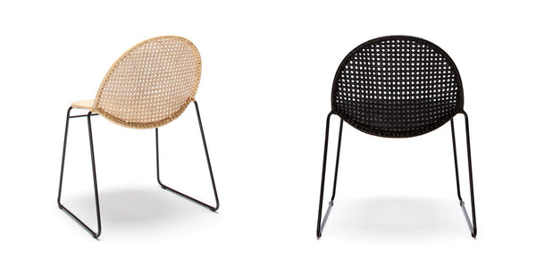 REEF CHAIR BY FEELGOOD DESIGNS DESIGNED BY JAKOB BERG