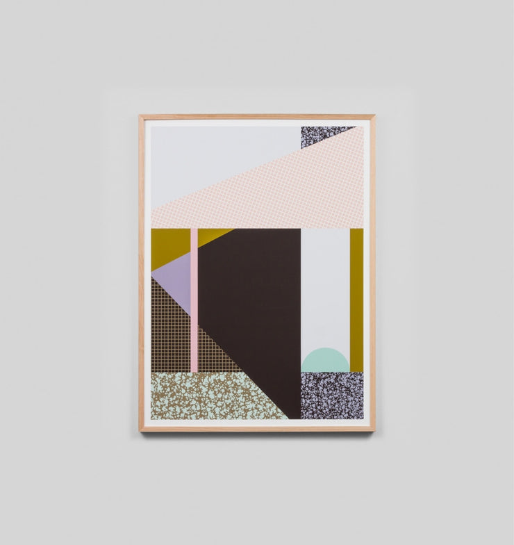 GRID BLOCK 2 · FRAMED PRINT