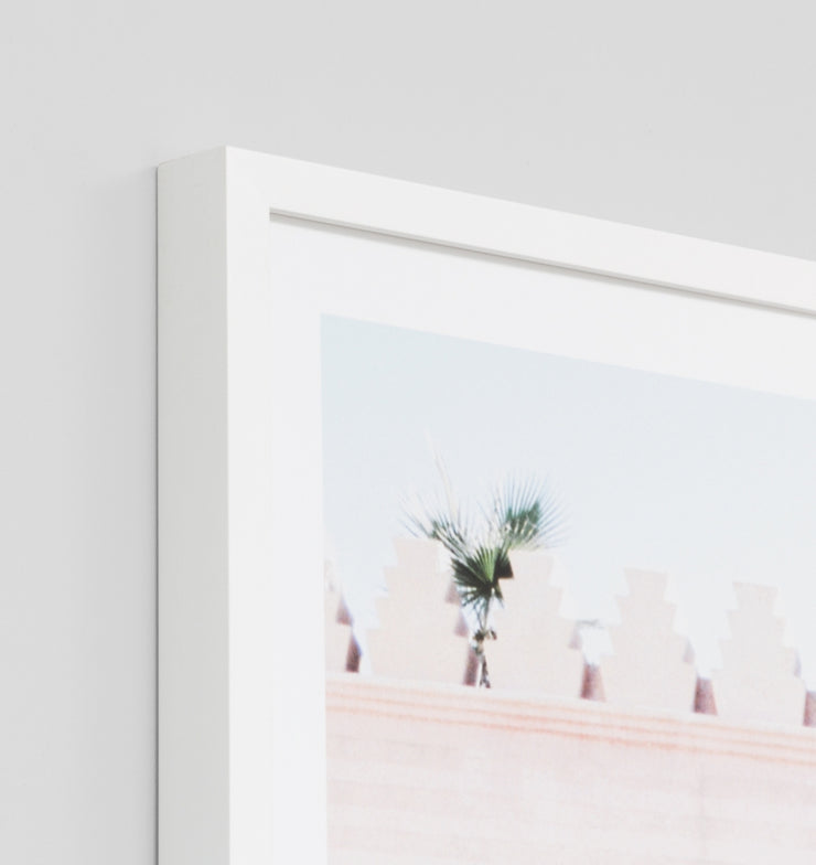 MOROCCAN ENTRANCE · FRAMED PRINT - The Banyan Tree Furniture & Homewares