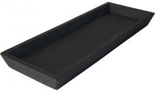 CONCRETE RECTANGULAR TRAY - The Banyan Tree Furniture & Homewares