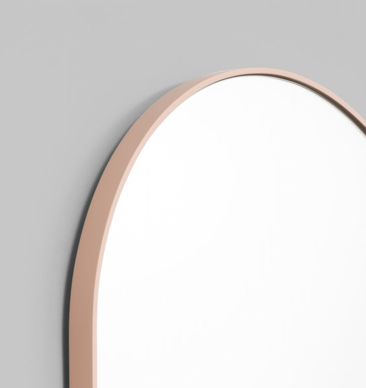 BJORN OVAL MIRROR LARGE