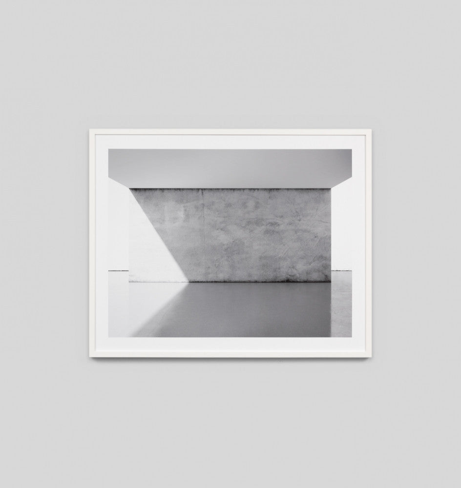 CONCRETE ARCHITECTURE · FRAMED PRINT