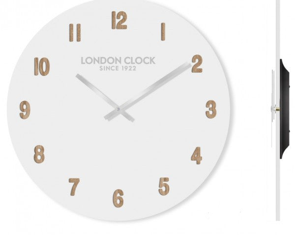 "LONDON CLOCK COMPANY ""HVIT"""