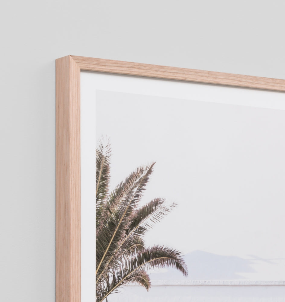SPANISH DOOR · FRAMED PRINT