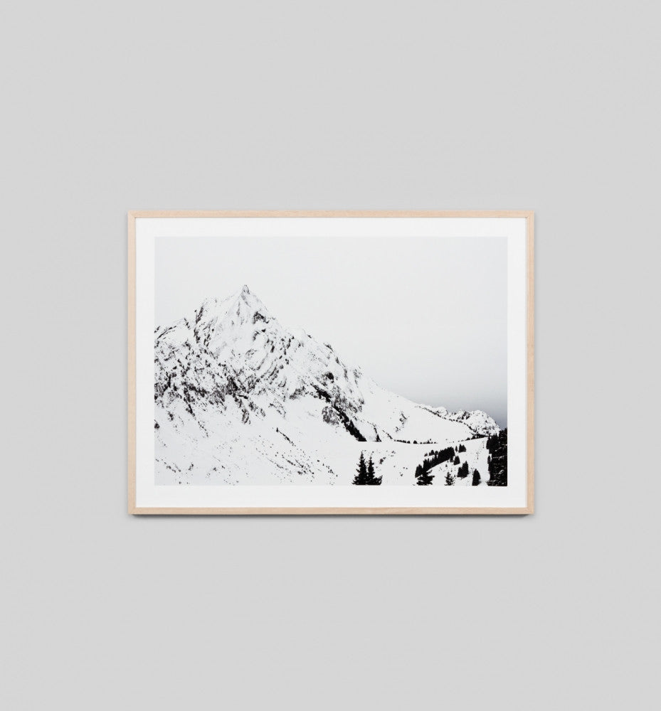 ALPS · FRAMED PRINT