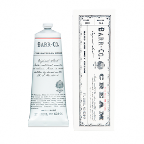 BARR CO HAND CREAM