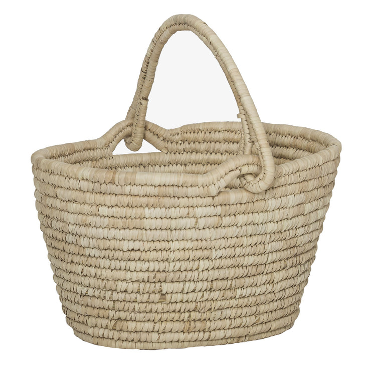 BOLLA SHOPPING BASKET - The Banyan Tree Furniture & Homewares