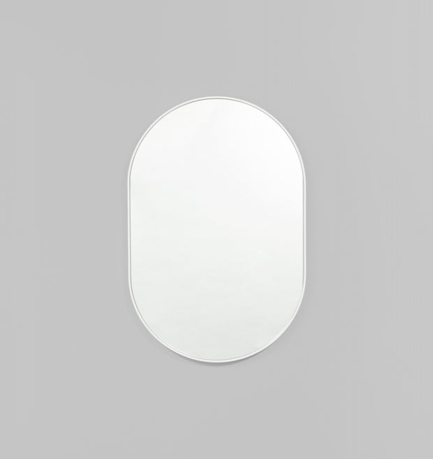 BJORN OVAL MIRROR SMALL