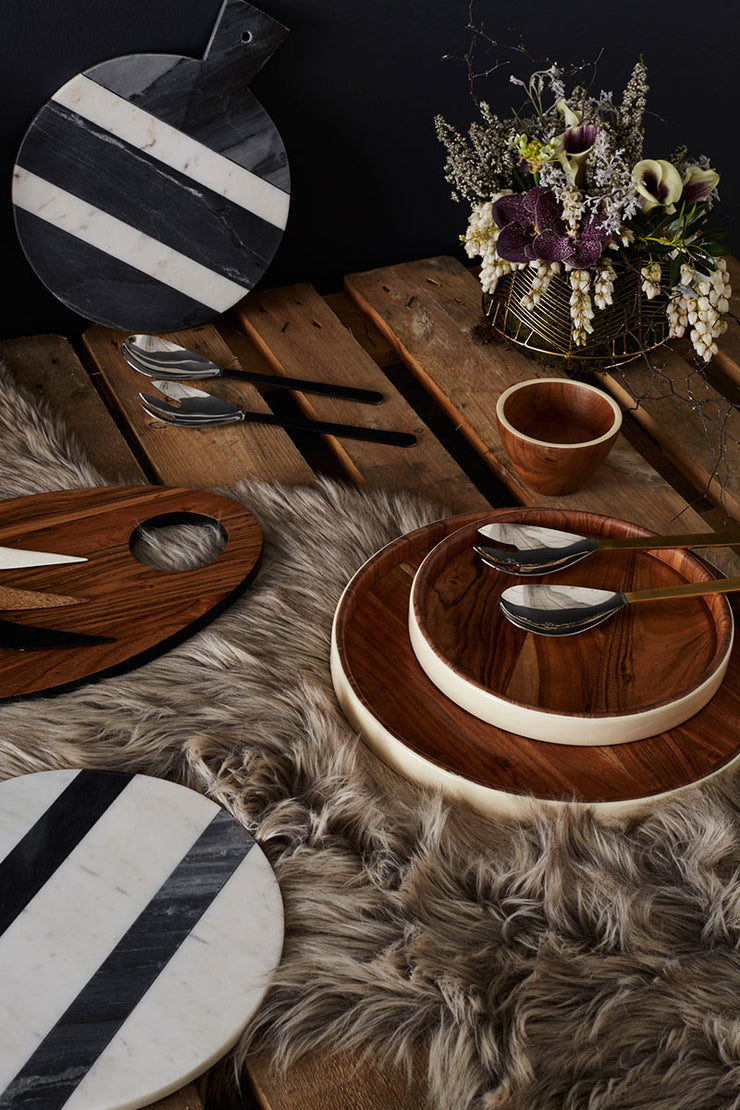 ALPINE PLATTER SET - The Banyan Tree Furniture & Homewares