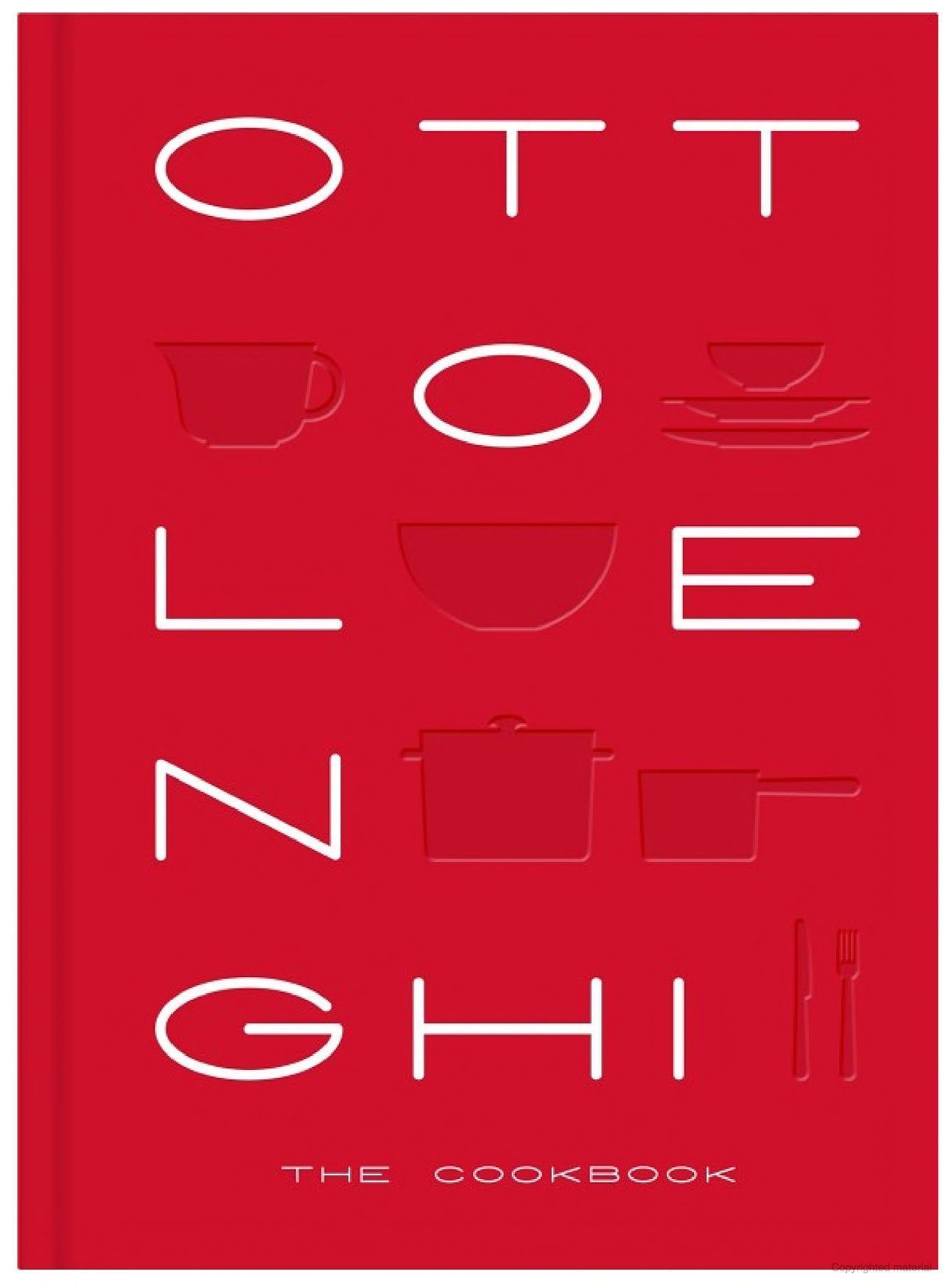 OTTOLENGHI: THE COOK BOOK