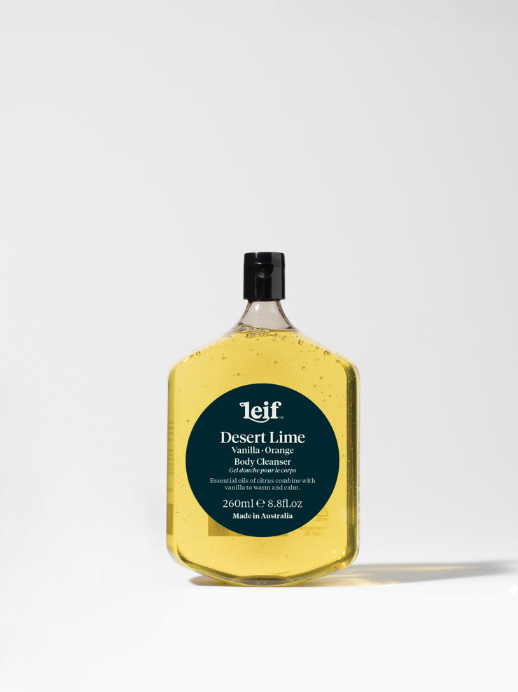 LEIF BODY CLEANSER - SMALL