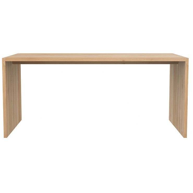 ETHNICRAFT U OAK DESK
