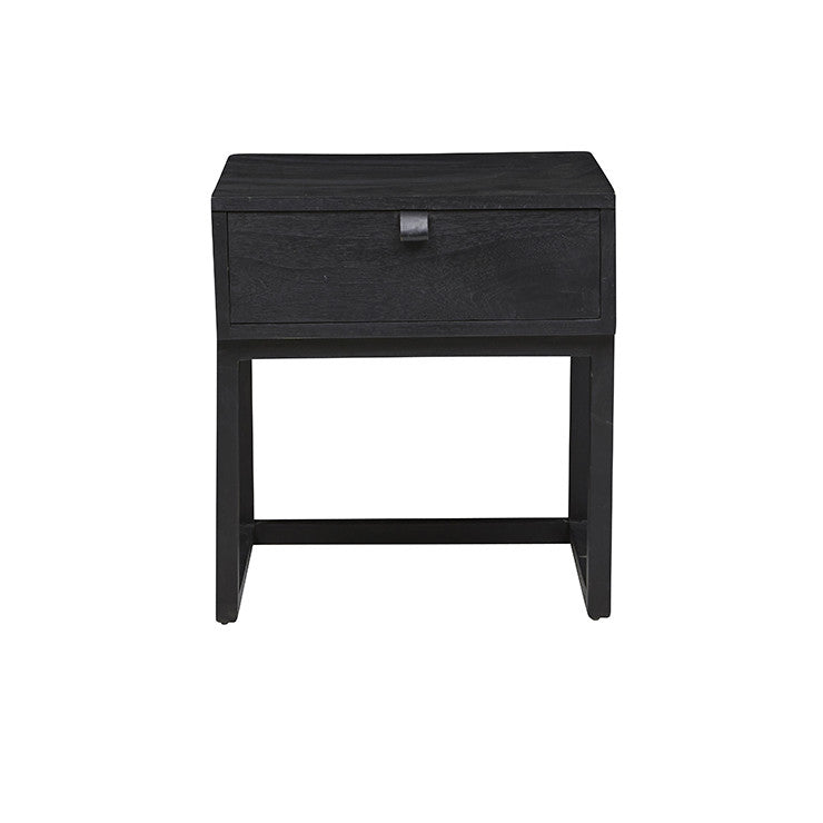 GLOBEWEST WILLOW SIDE TABLE - The Banyan Tree Furniture & Homewares