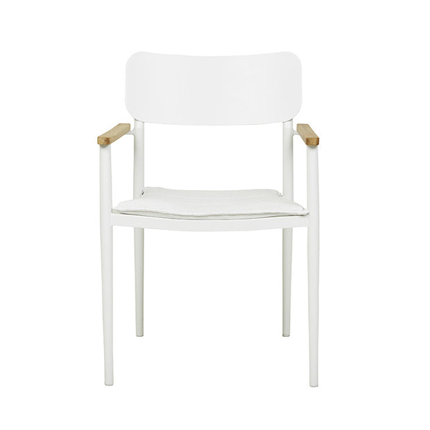 GLOBEWEST LAGOON DINING ARM CHAIR