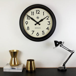 THE NEW GIANT ELECTRIC CLOCK