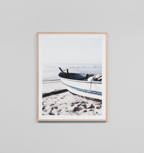 FISHING BOAT · FRAMED PRINT