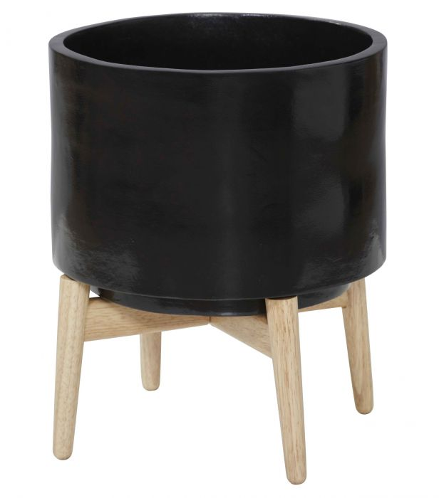 OASIS PLANTER POT ON STAND