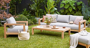 GLOBEWEST SONOMA COFFEE TABLE - The Banyan Tree Furniture & Homewares