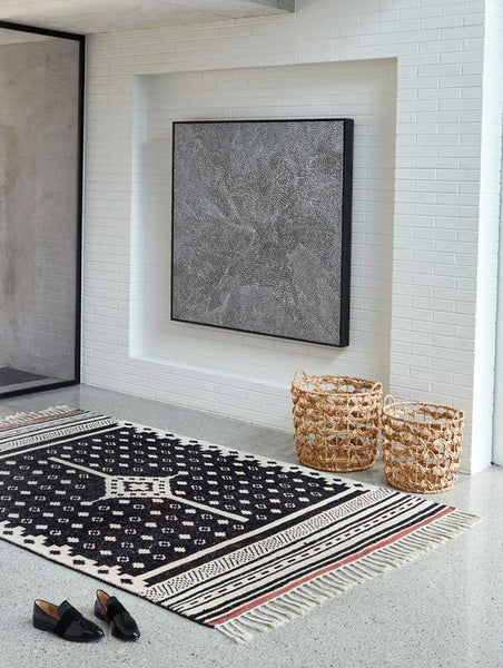 TRIBE HOME KASBAH RUG