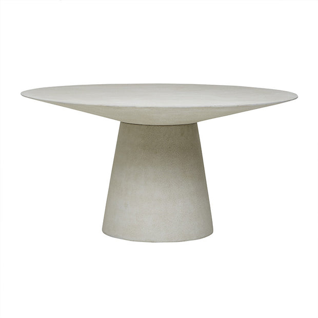 GLOBEWEST LIVORNO ROUND DINING TABLE