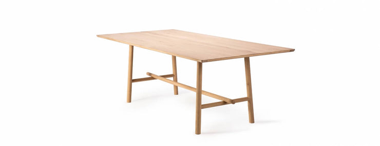 ETHNICRAFT PROFILE DINING TABLE