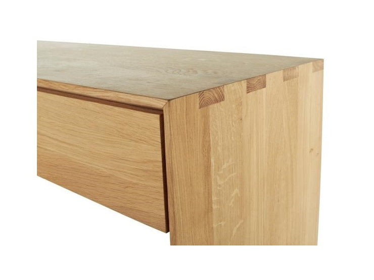 ETHNICRAFT OAK NORDIC CONSOLE LARGE