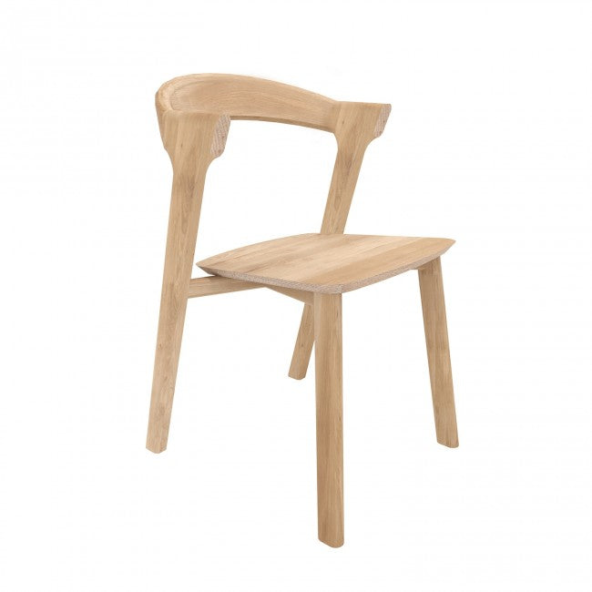 ETHNICRAFT OAK BOK DINING CHAIR - The Banyan Tree Furniture & Homewares