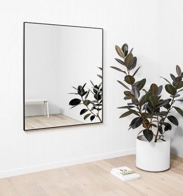 FLYNN RECTANGLE MIRROR VARIOUS COLOURS