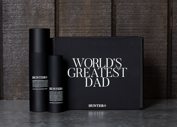 HUNTER LAB 'WORLDS GREATEST DAD' GIFT SET