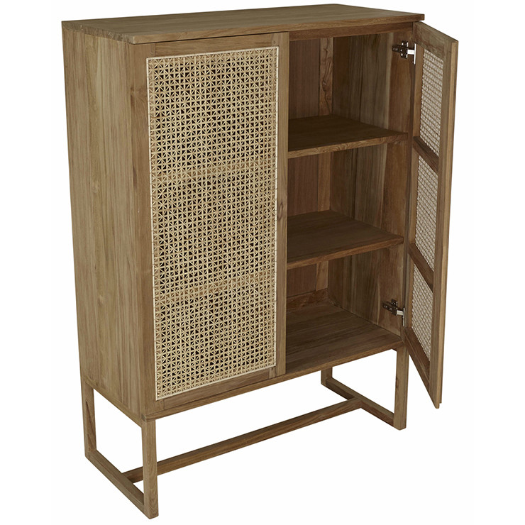 GLOBEWEST WILLOW WOVEN STORAGE UNIT