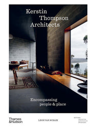 KERSTIN THOMPSON ARCHITECTS ENCOMPASSING PEOPLE & PLACE