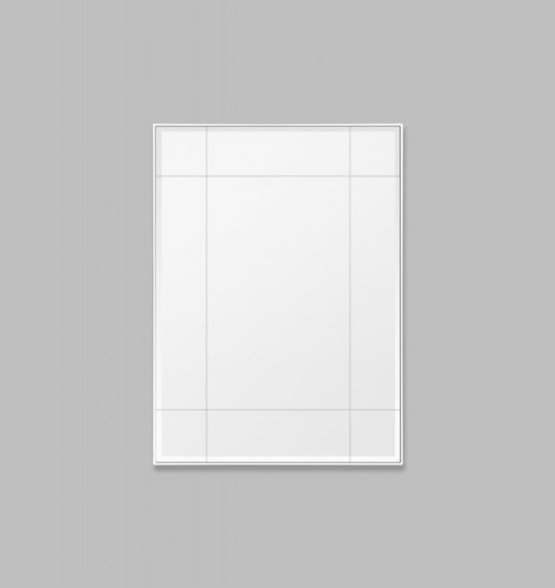 PARLOUR RECTANGLE MIRROR