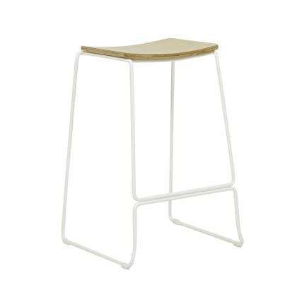 GLOBEWEST SONNY STOOL - The Banyan Tree Furniture & Homewares