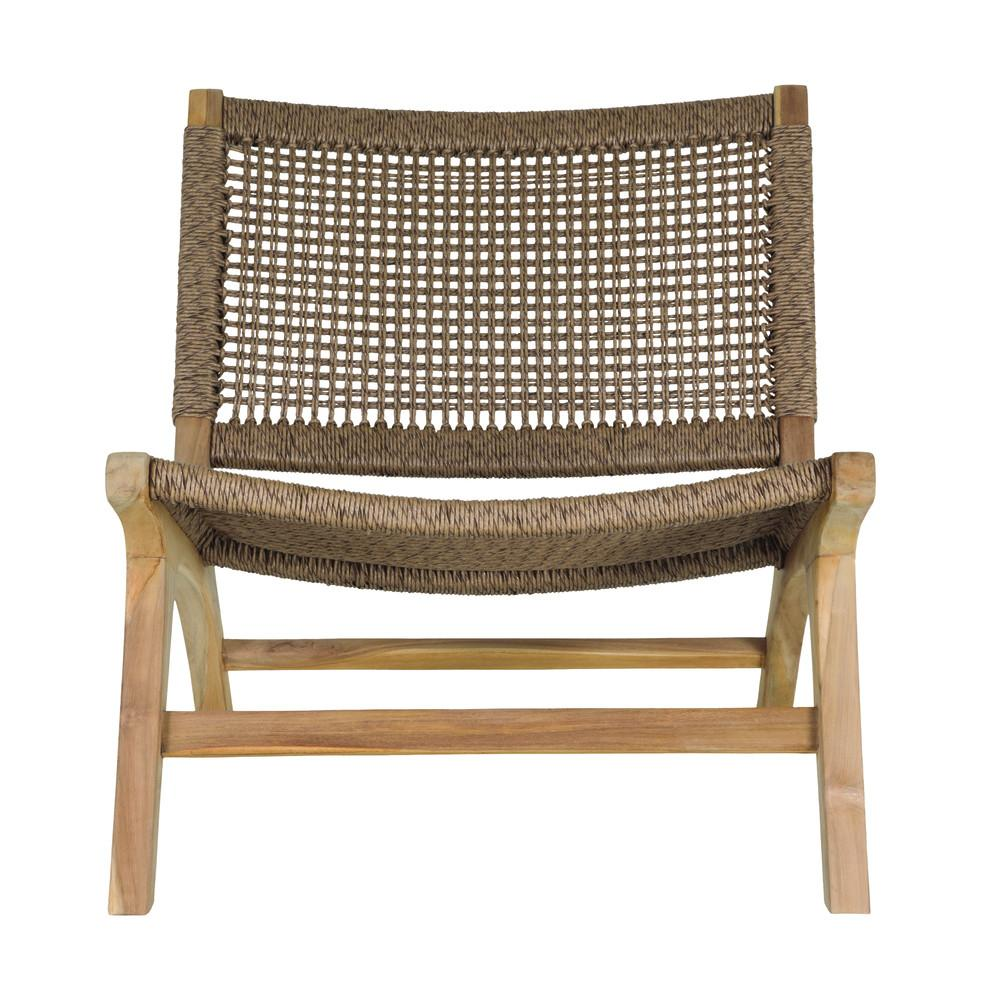 CAPE TOWN OCCASIONAL CHAIR | NATURAL