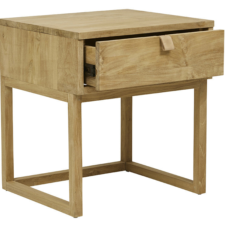 GLOBEWEST WILLOW SIDE TABLE