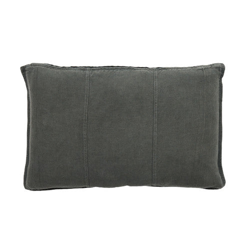 LINEN CUSHIONS VARIOUS COLOURS 40 X 60CM