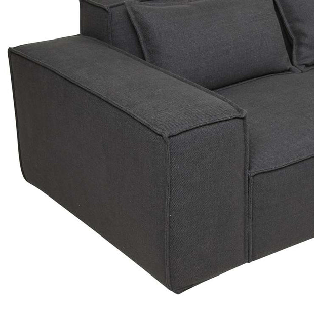 GLOBEWEST FELIX BLOCK SOFA