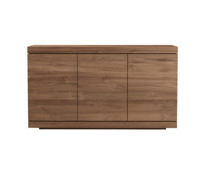 ETHNICRAFT TEAK BURGER SIDEBOARD 3 DOORS