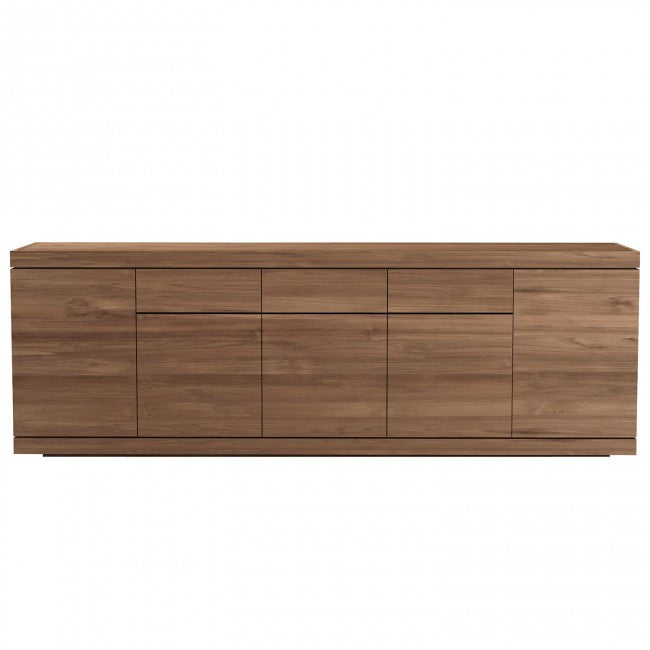 ETHNICRAFT TEAK BURGER SIDEBOARD