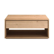 ETHNICRAFT OAK NORDIC COFFEE TABLE - The Banyan Tree Furniture & Homewares