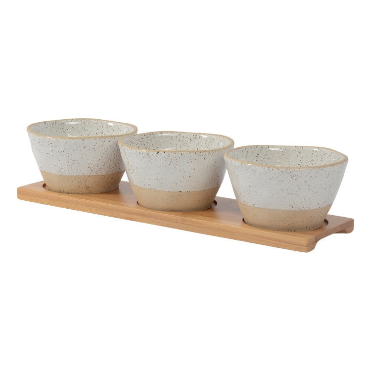 LUNA 3 PIECE BOWL SET