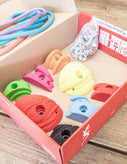 Fixe - Play, Kids Climbing Wall Kit