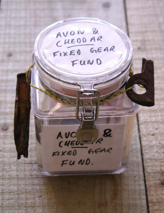 DONATION to the AVON & CHEDDAR FIXED GEAR FUND