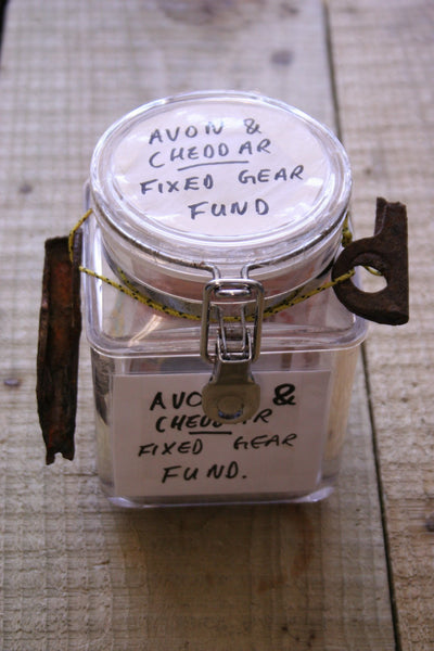 Donate to the Avon and Cheddar Fixed Gear Fund