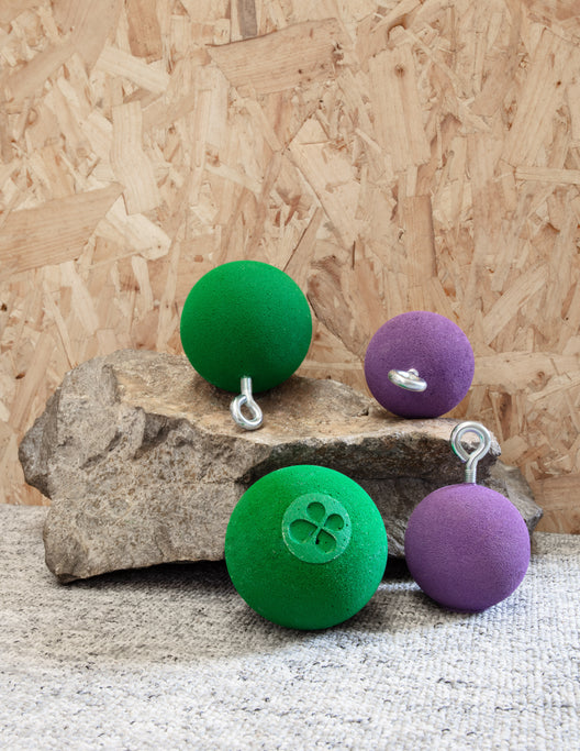 Lapis - Rolly Balls (Pair)