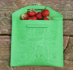 Grass Fruit & Veggies Reusable Bag