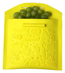 Lemon Fruit & Veggies Reusable Bag