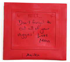 Poppy 'Back To School' Notes Reusable Bag
