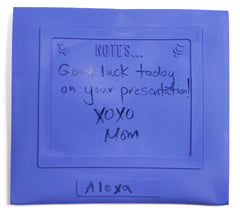 Sky 'Back To School' Notes Reusable Bag