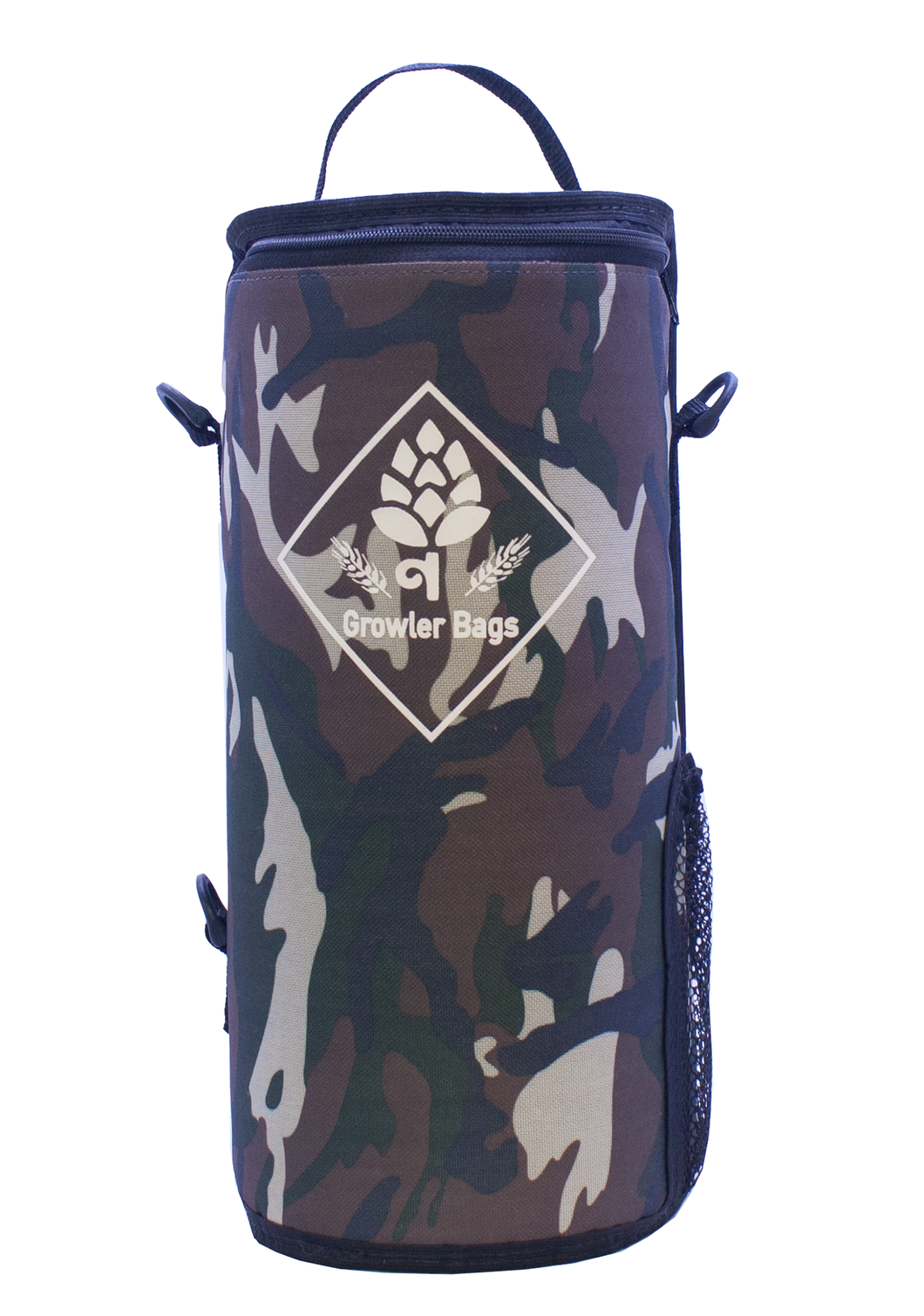 Growler Bag Single Camuflada Cerrado